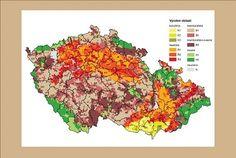 PŮDA A ZEMĚDĚLSTVÍ :: Béčko-Tc Map, Location Map, Maps