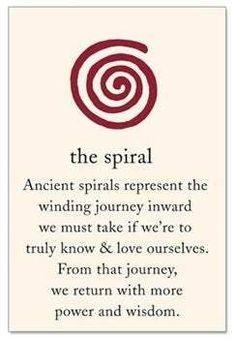 Labyrinth Tattoo, Henne Tattoo, Symbole Viking, Spiritual Symbols, Symbols Of Life, Yoga Symbols, Spiritual Health, Ancient Symbols, Spiritual Growth