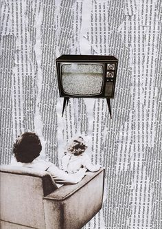 Chris wants to sit with a Martini and watch both The Fountain and Sunshine on the worlds largest, highest-quality screen Collages, Mixed Media Collage, Collage Art, Surrealist Collage, Graffiti, Montage Photo, Collage Illustration, Collage Design, Funky Art