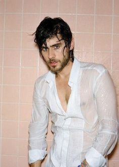 Jared Leto.  He does bathe!