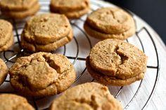 Salted Caramel Oatmeal Cookies Recipe In 2019 Baking Cookies