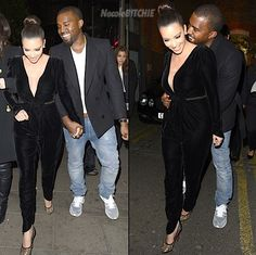 Kim, Kanye To Wed This Week In US #KanyeWest, #KimKardashian, #News