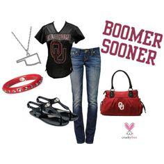 Oklahoma Sooners!!!