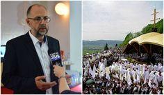 Kelemen Hunor: a Ciolos-kormány megpróbálja megakadályozni a csíksomlyói búcsú UNESCO-védettségét http://ahiramiszamit.blogspot.ro/2016/08/kelemen-hunor-ciolos-kormany.html