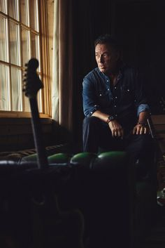 Bruce Springsteen on Broadway: The Boss on His 'First Real Job' - The New York Times
