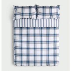 Buy John Lewis Lambert Check Duvet Cover and Pillowcase Set Online at johnlewis.com