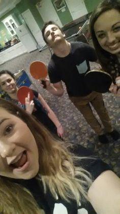 Ping pong night