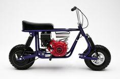 Taco Mini Bikes - The Ultimate Mini Bike of the 1960's is back
