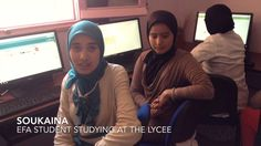 IT Project for Girls in Rural Morocco