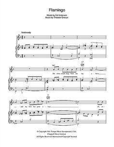 Flamingo Sheet Music