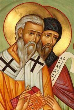Αγ. Κυριλλος Φωτιστης Των Σλαβων (827 - 869), Αγ.Μεθοδιος Φωτιστης Των Σλαβων (815 - 884)    _  may 11