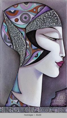 Fine Art and You: Paintings By Wlad Safronow