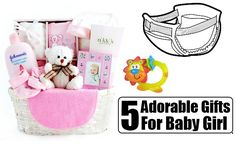Five Adorable Gifts For Baby Girl