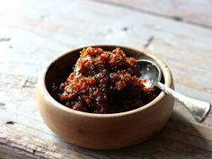 Love bacon? Celebrate this salty treat with Slow Cooker Bacon Jam! Make it your own by adding maple syrup, spices or bourbon! #CrockPot #SlowCooker #Bacon