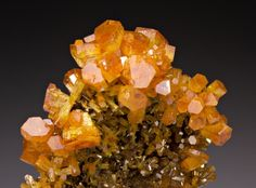 Mimetite from China    by Dan Weinrich