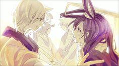 , MAGI: The Labyrinth of Magic, Ren Kougyoku, Ali Baba Saluja