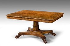Early 19th Century Rectangular Table (Ref No. 1566) - Windsor House Antiques