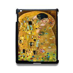 Gustav Klimt The Kiss TATUM-4961 Apple Phonecase Cover For Ipad 2/3/4, Ipad Mini 2/3/4, Ipad Air, Ipad Air 2
