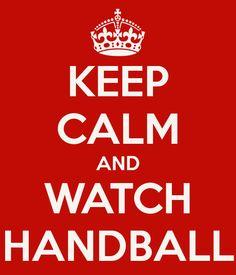watch handball