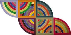 Happy Birthday #FrankStella! Collection Online | Frank Stella. Harran II. 1967 - Guggenheim Museum.