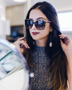 9e8c86fc6c807 288 melhores imagens de Quatro olhos   Sunglasses, Womens fashion e ...