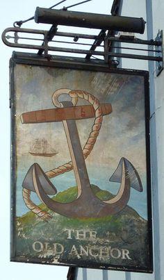 Old Anchor, Feering | Flickr: Intercambio de fotos
