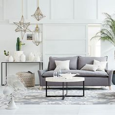 Bliss Down-Filled Sofa   West Elm - like the long, single seat cushion