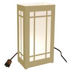 Lumabase Electric Lantern Luminaria Kit - Set of 10 - 61510