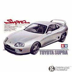 Toyota Supra Model Car Kit