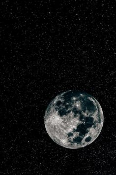 0ce4n-g0d: moon by Rob Ert