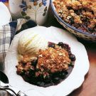 Try the Blueberry Crisp Recipe on williams-sonoma.com