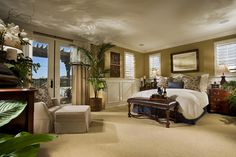 Master Suite Designs | Home Plans with Two Master Suites – House Plans and More