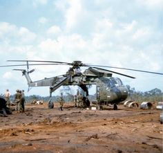 """A tribute to the Vietnam War. """"No event in American history is more misunderstood than the Vietnam War. Vietnam History, Vietnam War Photos, Us Military Aircraft, Military Helicopter, Erickson Air Crane, War Image, Military Photos, American War, Vietnam Veterans"""