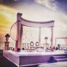 Dream Wedding   Wedding Mandap...#bigindianwedding #indianwedding…