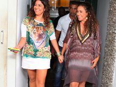 Daniela Mercury, Malu, Lesbians, Show, Cover Up, African, Dresses, Women, Fashion