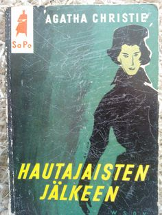 Agatha Christie:  Hautajaisten jälkeen (Finnish).  (After the Funeral.) (1956)