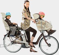 Quiero uno de estos.  Criando múltiples: Artículos curiosos para múltiples: bicicleta para ...