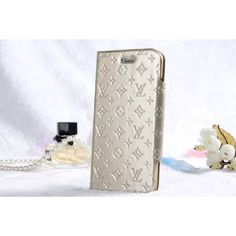 Luxury Real Leather Louis Vuitton iPhone 6 Cases – For Sale - A Passion for Fashion - Grey