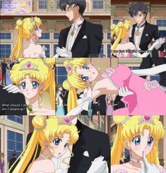 Sailor Moon Crystal -Act 4 by SairlorMoonFans on deviantART