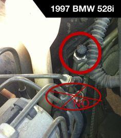 14 Best BMW Low Side Pressure Ports images in 2012 | Diy car
