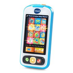 Kids Toy Cell Phone Developmental Educational Learning Baby Touch Screen Music