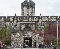 "Located in the Fairmount section of Philadelphia, Eastern State Penitentiary was one of the most famous prisons in the world, with a list of former inmates that includes bank robber ""Slick Willie"" Sutton and gangster Al Capone."
