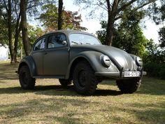 Rare 1941 type 87 VW 4x4