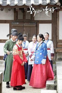 Korean drama [The Princess' Man] = 경혜공주[Princess Kyunghye] - 홍수현 (Hong Soo-hyun)