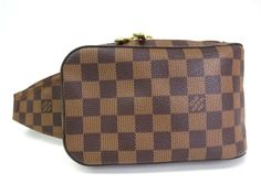 Louis #Vuitton Geronimos Shoulder Bag Damier Ebene N51994(BF065001). eLADY global accepts returns within 14 days, no matter what the reason! For more pre-owned luxury brand items, visit http://global.elady.com