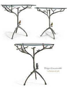 Tables for my future zen flower garden <3