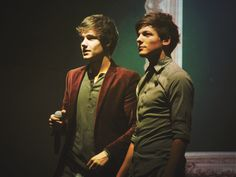 One Direction - Liam Payne, Louis Tomlinson
