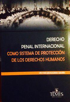 Libro Derecho Penal Internacional Como Sistema de Protección de los Derechos Humanos
