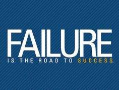 God is Heart: Failure is the road to success