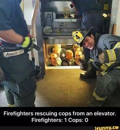 Only families of a Firefighter will understand this!